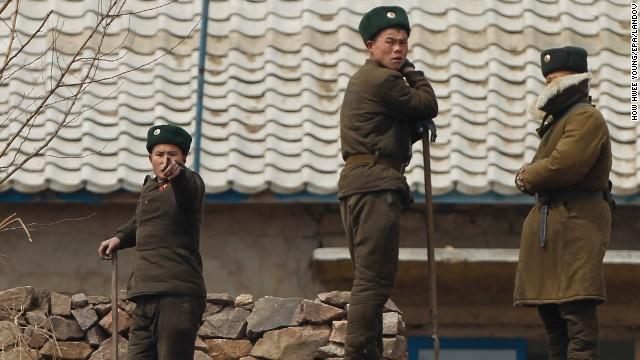 North Korea - Stop Filming