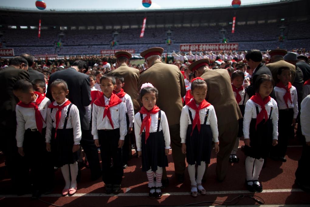 North Korea - Young Children