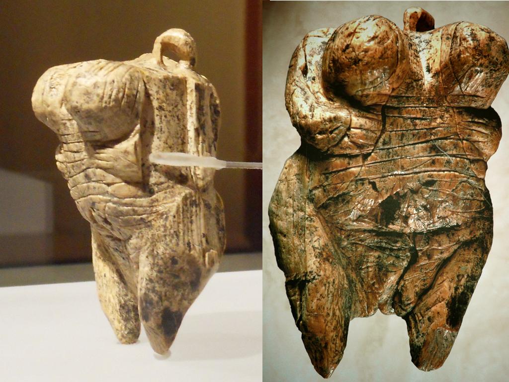 Venus of Hohle Fels Figurine