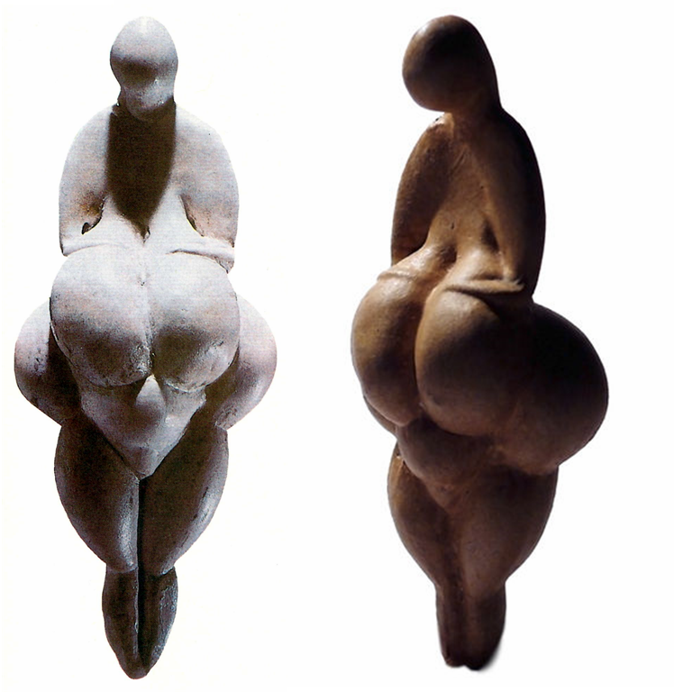 Venus of Lespugue Figurine