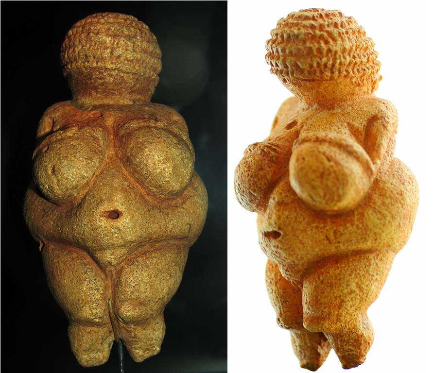 Venus of Willendorf Figurine