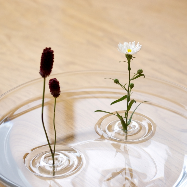 Weird Stuff From Japan - Floating Ripple Vase
