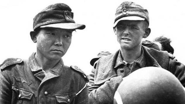 Yang Kyoungjong - Korean WWII