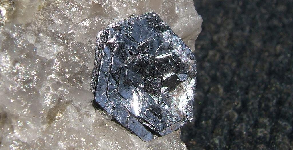 Everyday Elements - Molybdenite