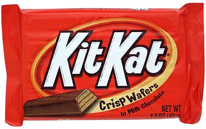Kit Kat Flavours -America - Hershey