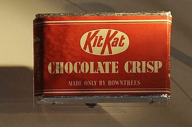 Kit Kat Flavours -UK - 1937