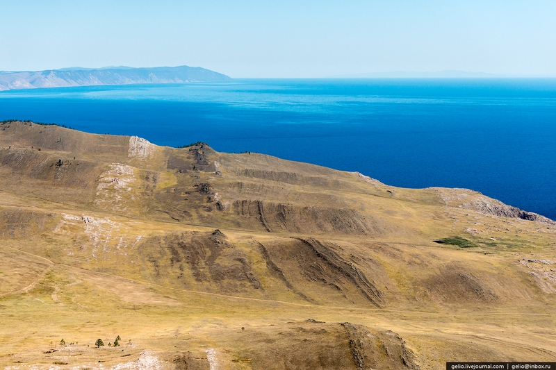 Lake Baikal - Dunes