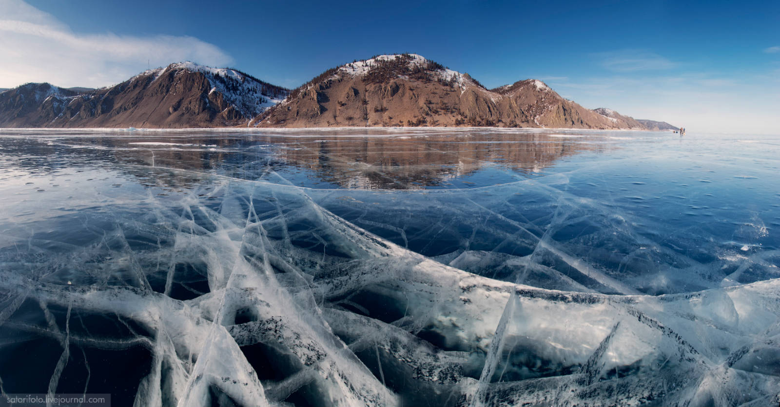 Lake Baikal - Frozen North