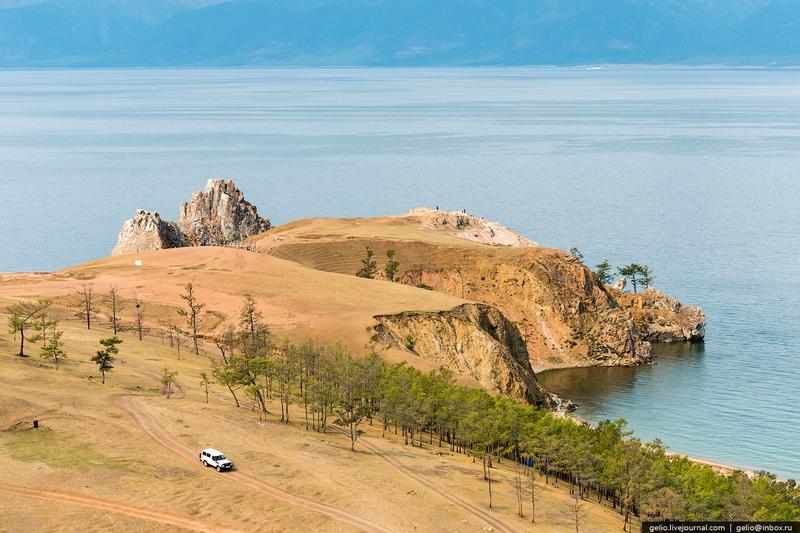Lake Baikal - Olkhon island