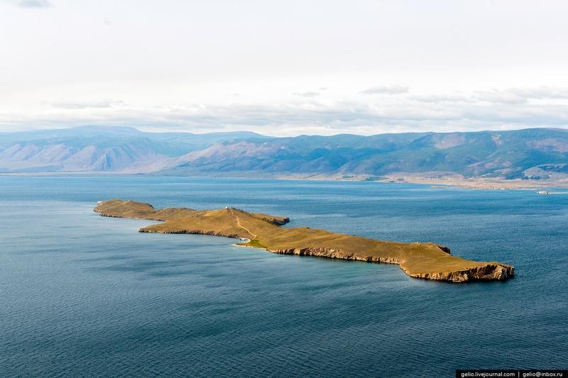 Lake Baikal - island 2