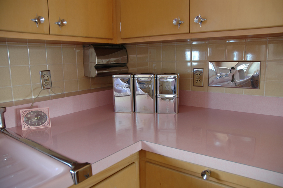 Pristine 1950 39 s kitchen for sale lazer horse for Kitchens for sale