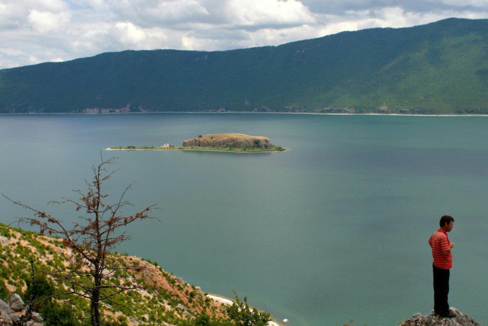Albania - Lake Prespa Vista