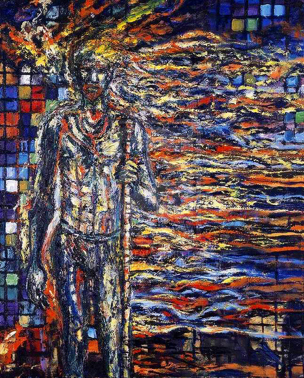 Clive Barker - Paintings - Abarat