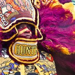 Mardi Gras Indians - Headress
