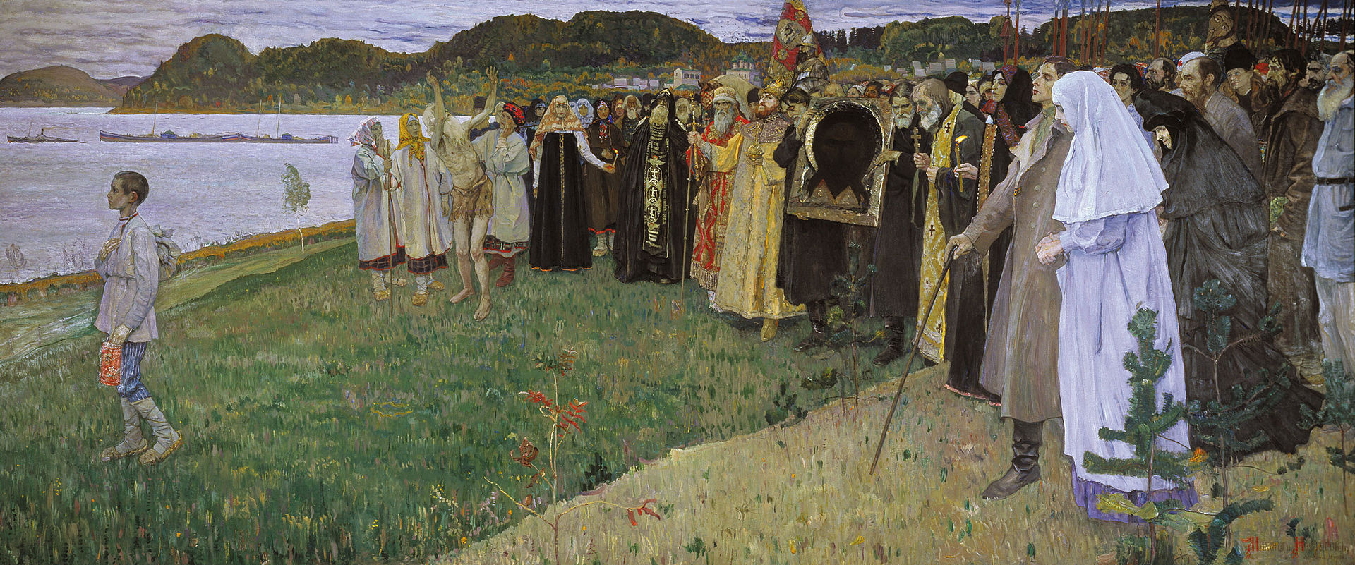 Mikhail Nesterov - The Soul of the People
