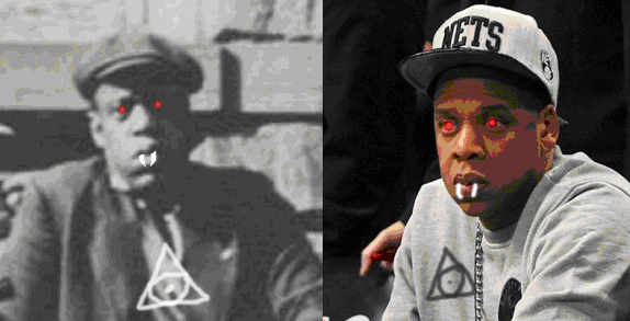 PROOF: Jay-Z Is An Immortal Vampire • Lazer Horse