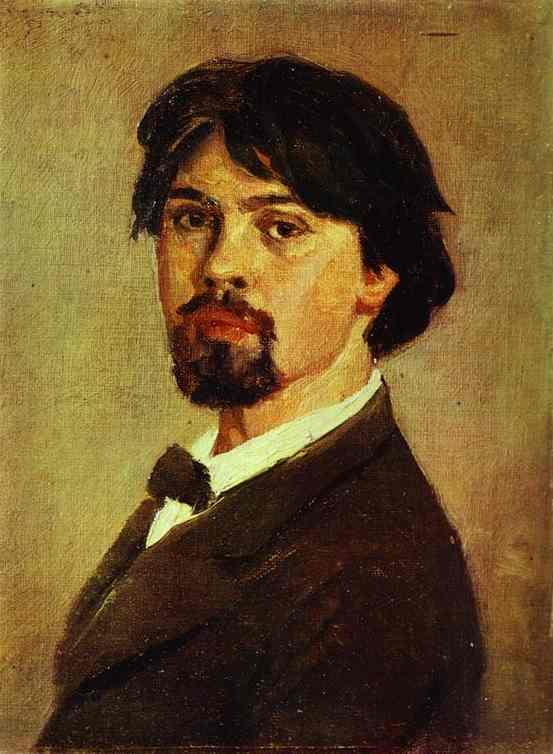 Krasnoyarsk Vasily Surikov - portrait