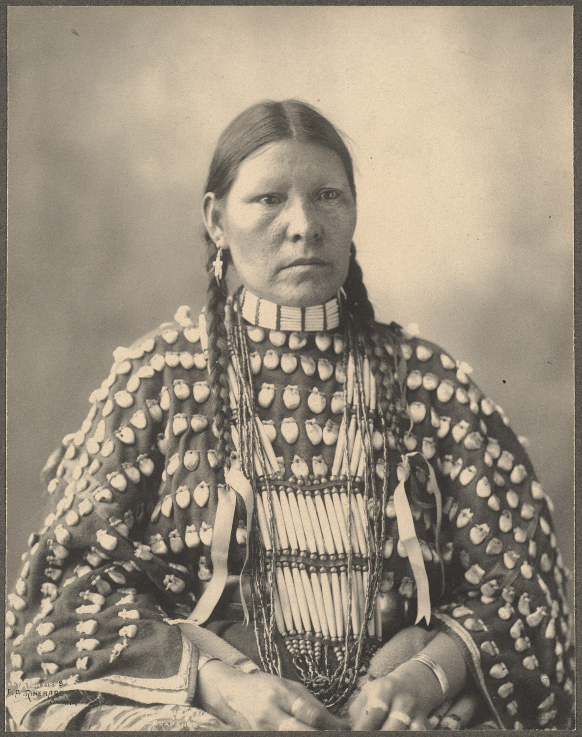 Frank Rinehart - Native American - Freckled_Face,_Arapahoe