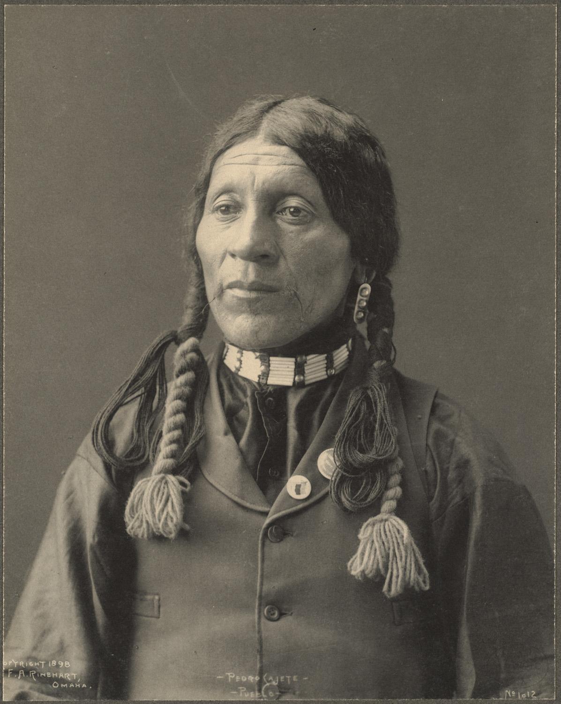 Frank Rinehart - Native American - Pedro Cajete, Pueblo