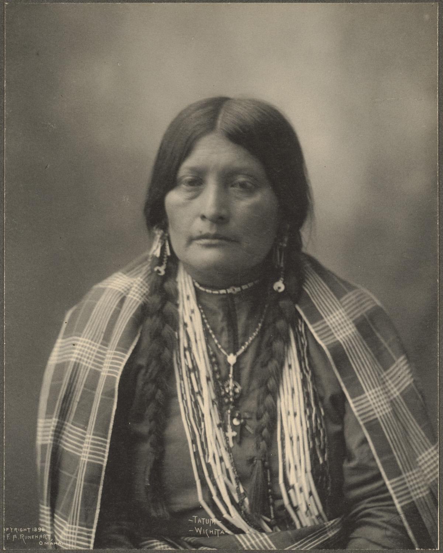 Frank Rinehart - Native American - Tatum