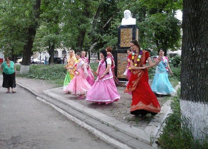 Awesome Russia - Krishna