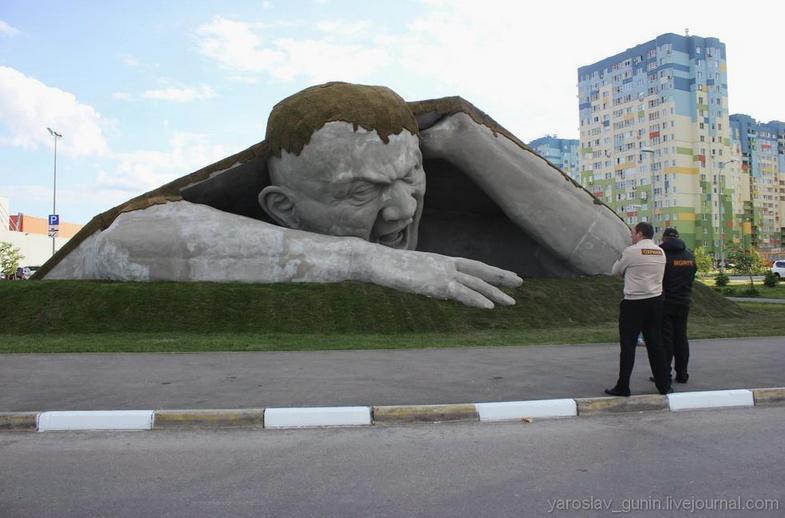 Awesome Russia - Novgorod New Statue