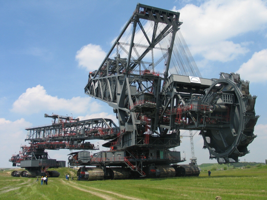 Bagger 293 - Biggest Vehicle