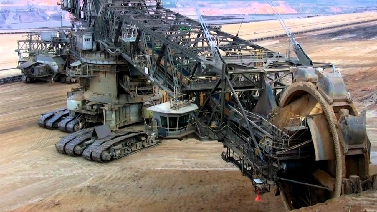 Bagger 293 - Monster Vehicle