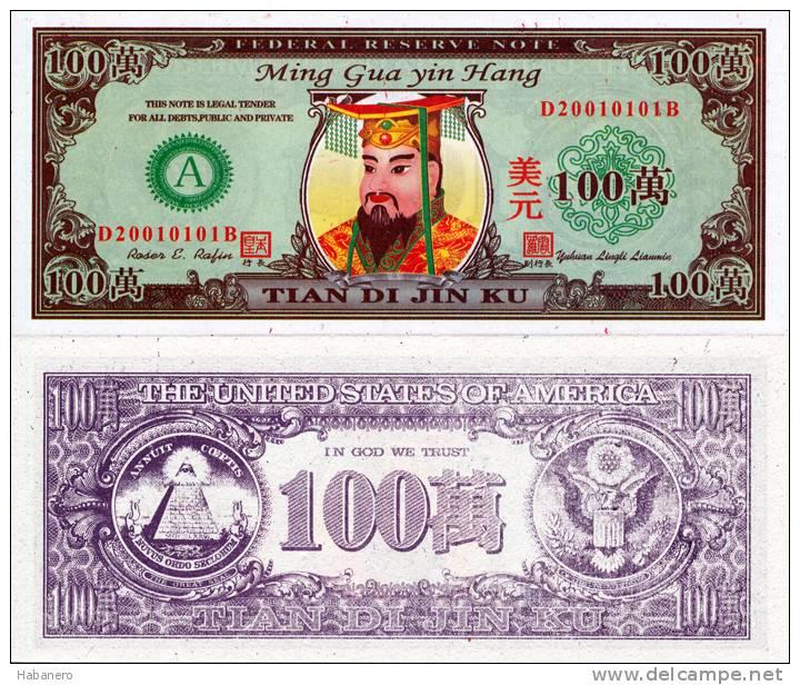 Hell Money - Ming Gua Yin Hang