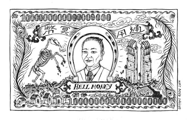 Hell Money - Poskod Malaysia