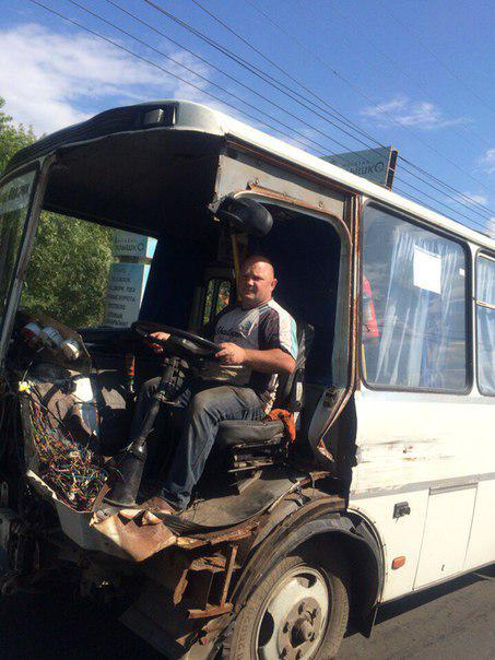 Awesome Photos From Russia With Love - Best Bus
