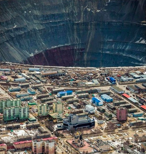 Awesome Photos From Russia With Love - MIR Pit