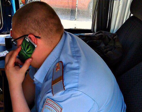 Awesome Photos From Russia With Love - Russian Police