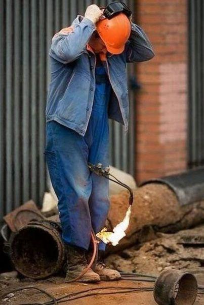 Awesome Photos From Russia With Love - Safety First