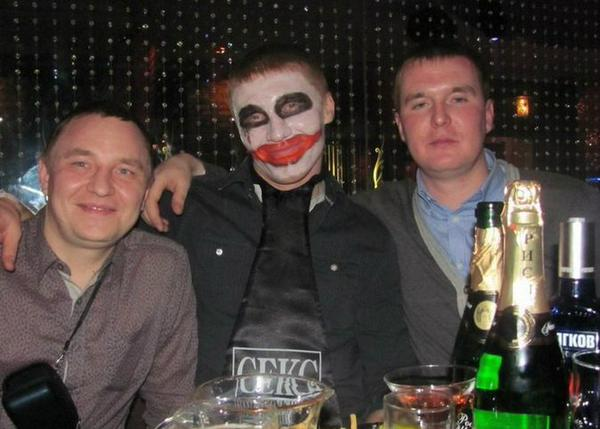 Awesome Photos Russia With Love - Joker