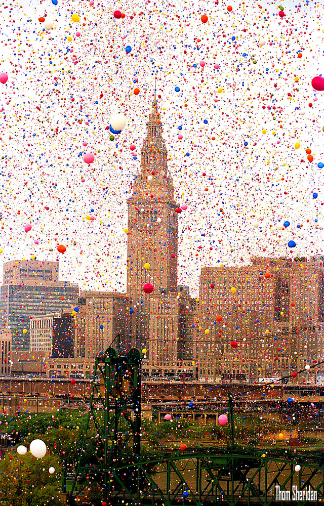 Balloon Fest 86 Cleveland - Millions In The Air
