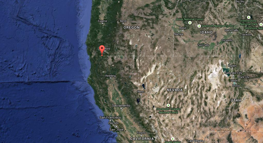 Bigfoot Trap - Map