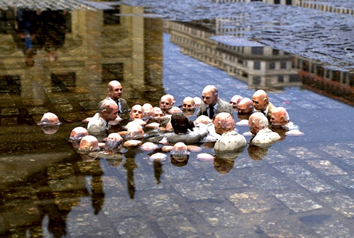 Climate Change - Global Warming Art