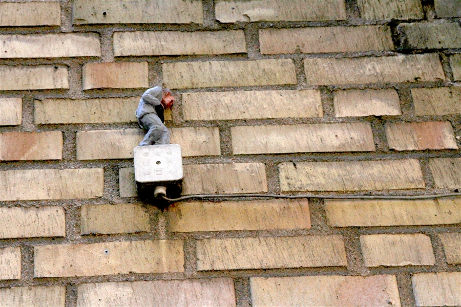 Climate Change - Isaac Cordal 3