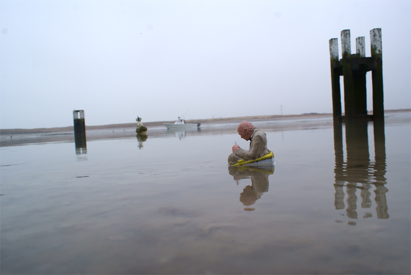 Climate Change - Isaac Cordal 4