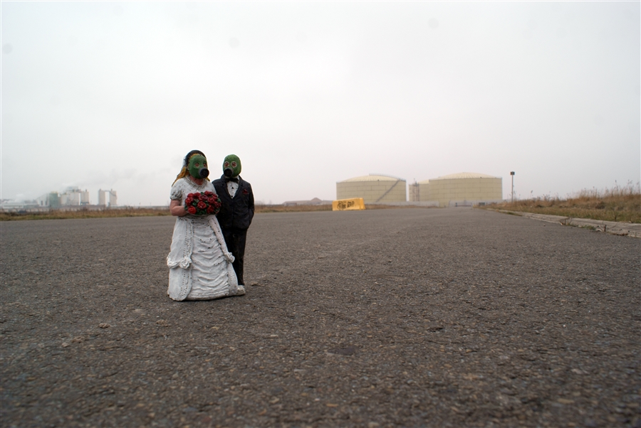 Climate Change - Isaac Cordal 8
