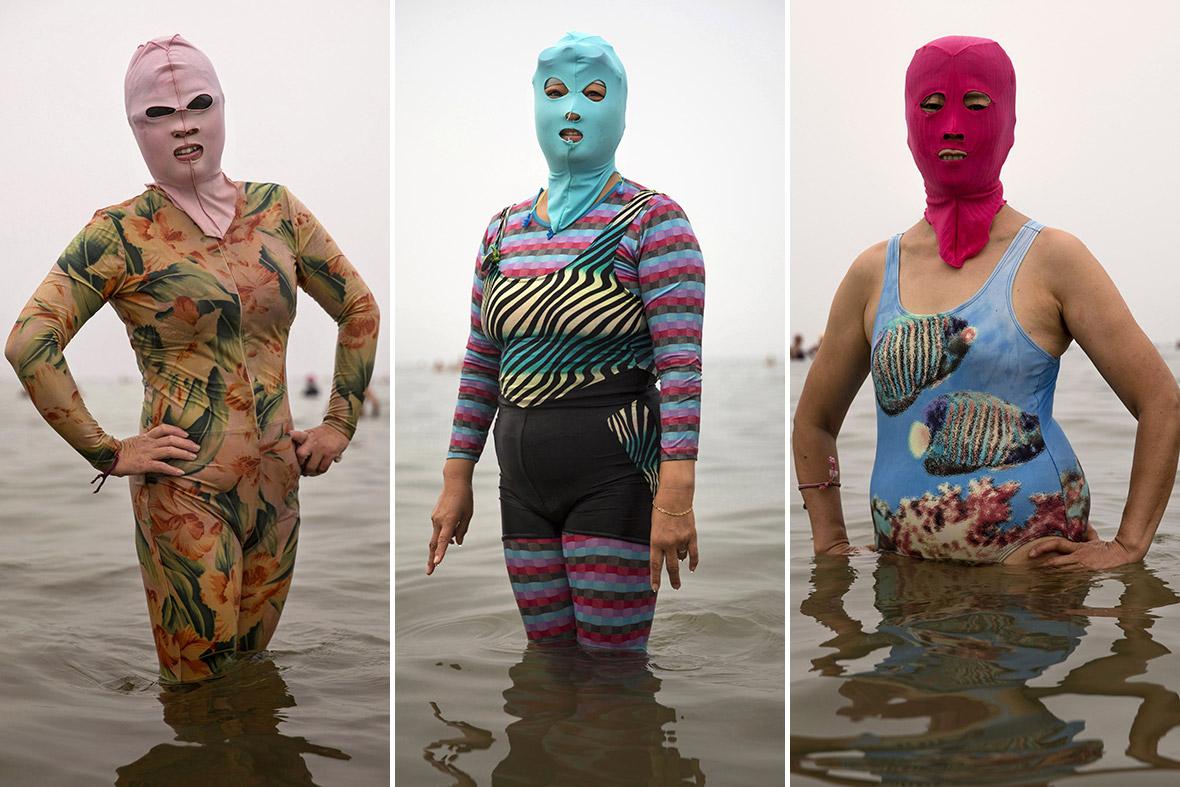 Facekini Qingdao - Outfit 3