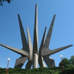 Incredible Abandoned Yugoslavian Soviet Monuments #3