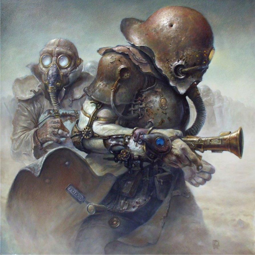 Dariusz Zawadzki - Battle