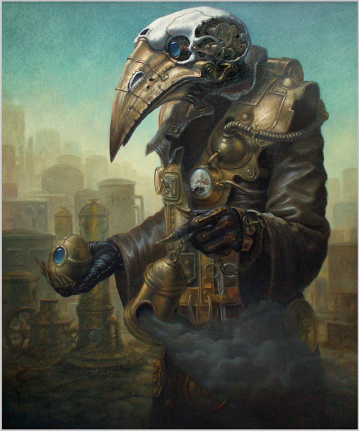Dariusz Zawadzki - Bird Man