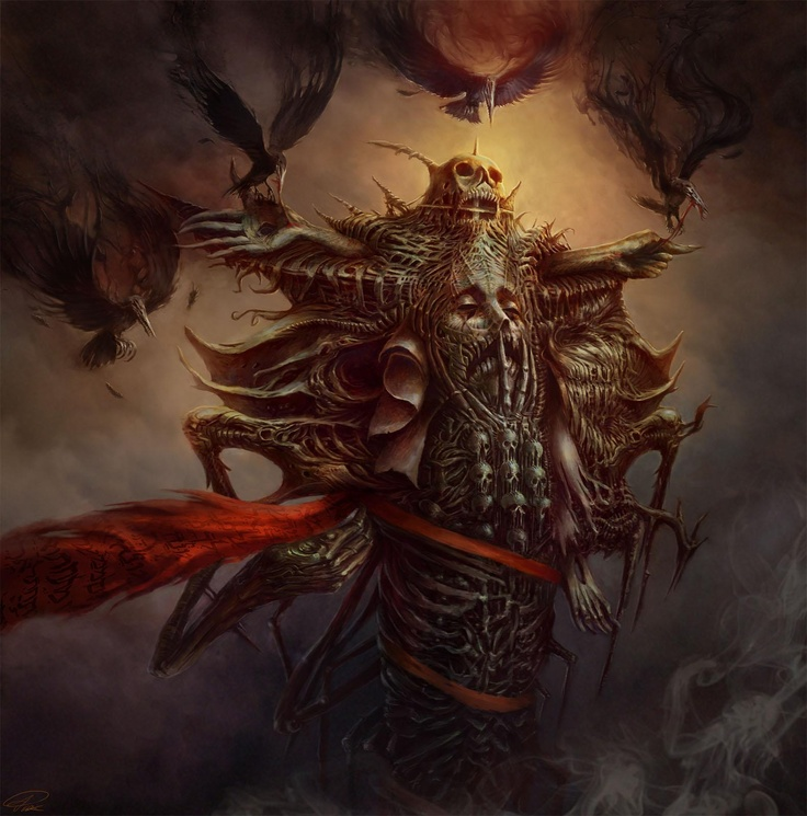 Dariusz Zawadzki - Demoniac Despair