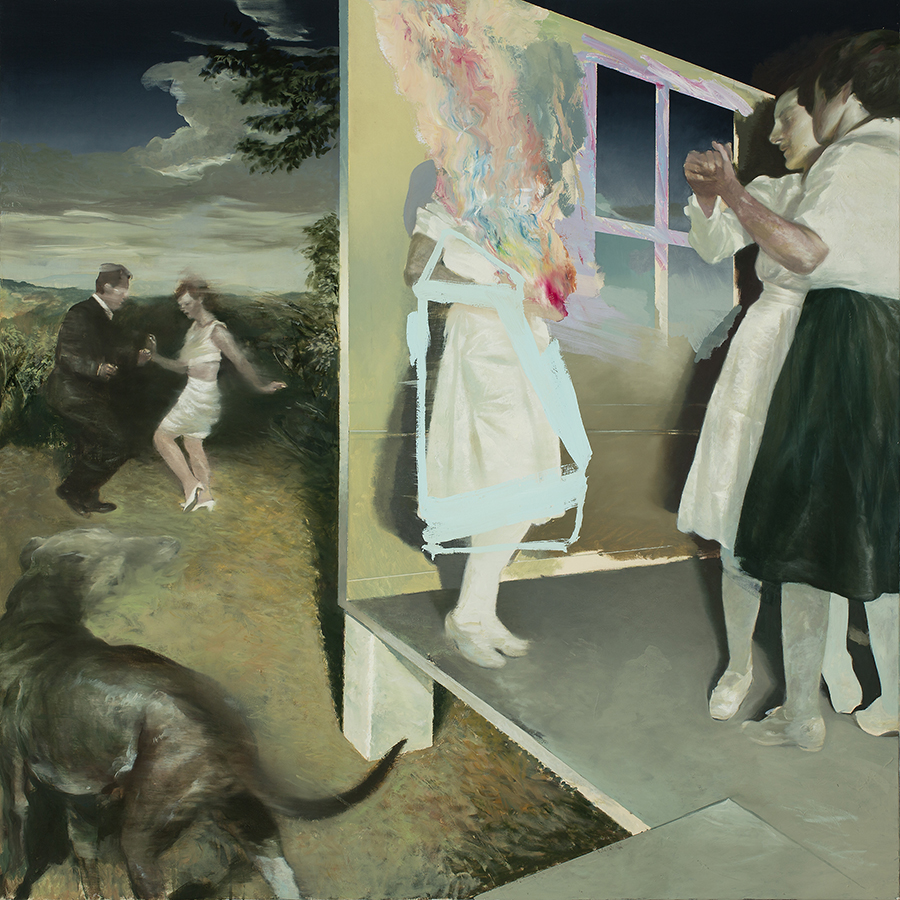 Lars Elling - The Unfinished Dance Floor