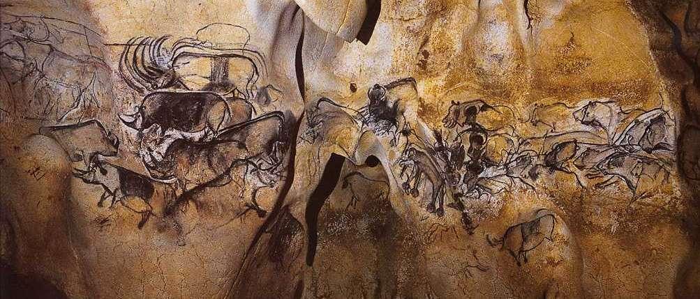 Oldest Statue - Chauvet Cave - Aurignacian