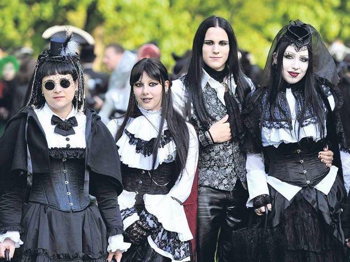 Wave Gotik Treffen Creepy Family