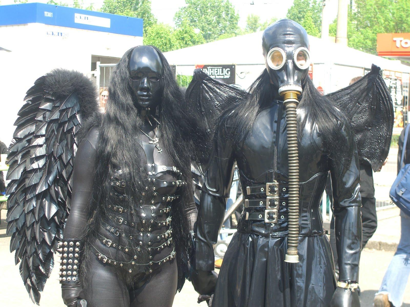 Wave-Gotik-Treffen - Photos - Horror Demons